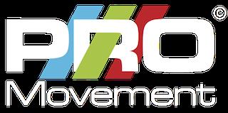 Pro-Movement Personal Training München Retina Logo