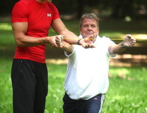 """Training und Gesundheit über 50 – """"Fitness als Jungbrunnen"""""""