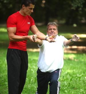 Training und Gesundheit auch für Senioren